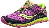 Saucony Women's Nomad TR Trail Running Shoe, Pink/Purple, 9 M US