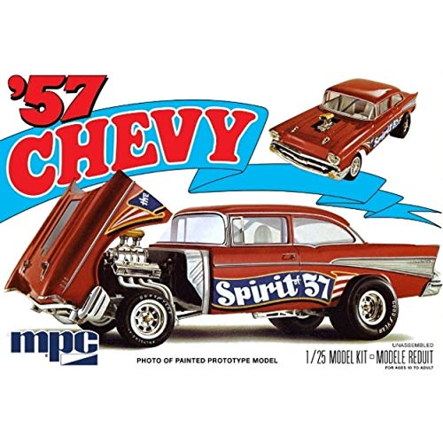 MPC '57 Chevy Flipnose Spirit of 57