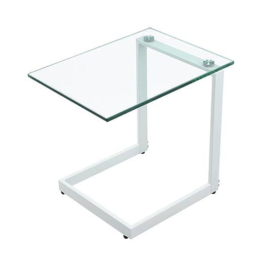 Zheng Hui Shop Mesa de Centro de Vidrio Templado Creativo Sala de ...