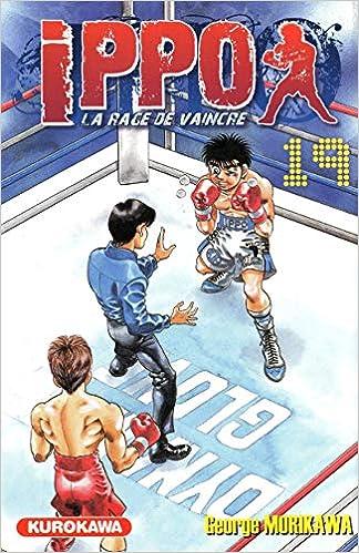 Ippo - Saison 1 - La rage de vaincre Vol.19