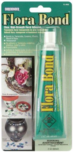 (Surebonder FL-9002 Flora Bond Clear High Strength)