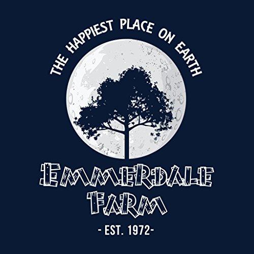 Coto7 EMMERDALE Farm The Happiest Place On Earth Women's Vest