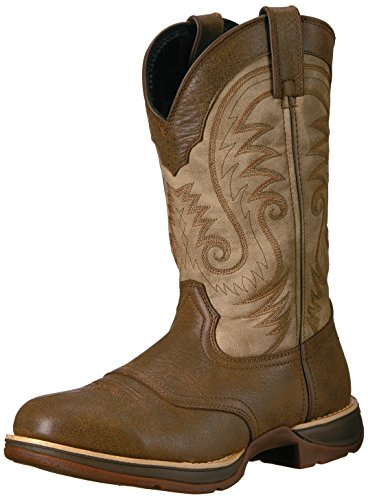 Image of Durango Men's DDB0106 Western Boot, Distressed Brown/tan, 13 W US