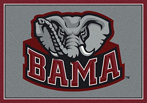 - Alabama Crimson Tide NCAA Milliken Team Spirit Area Rug (2'8