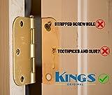 Stripped Hole Repair Kit - King's Original Hardware (3/8)