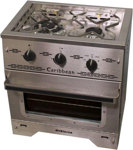 dickinson propane stove - 2