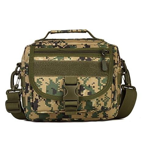 JWBB Ventiladores bolsas pequeñas tácticas militares ...