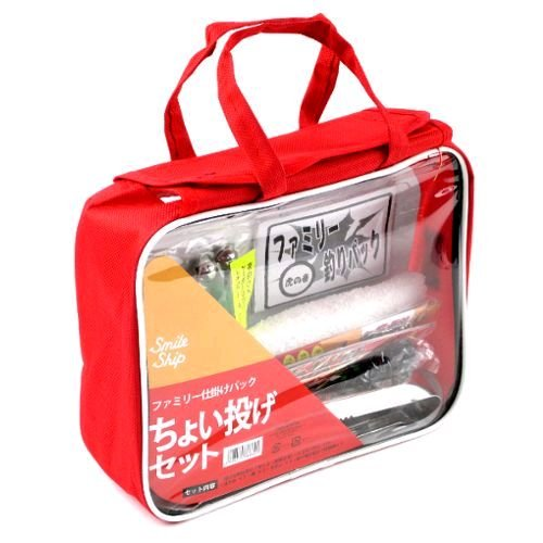 TAKAMIYA(タカミヤ) SmileShip ちょい投げセットの商品画像