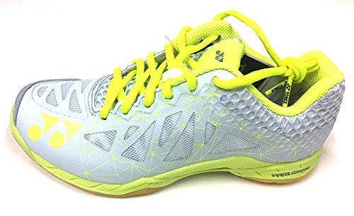 Yonex Aerus 2 LX Frauen Badminton Court Schuhe Grau
