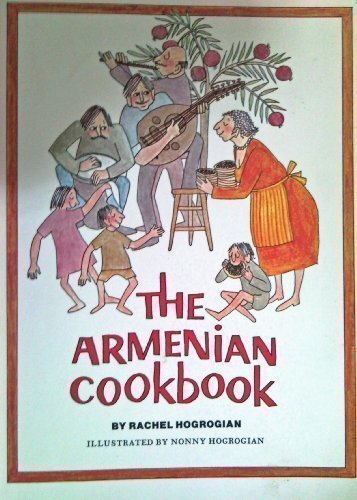 The armenian cookbook flyers online for Armenian cuisine cookbook