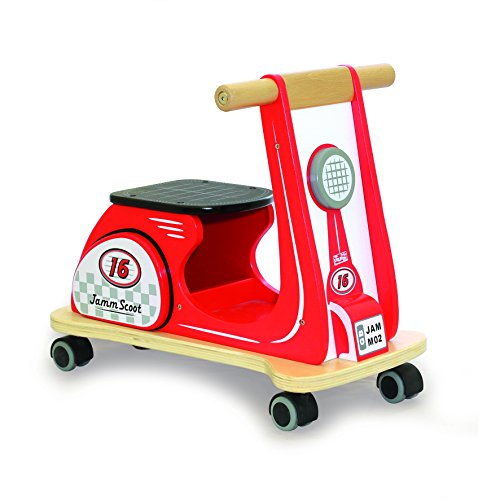 Red Scoot - 4