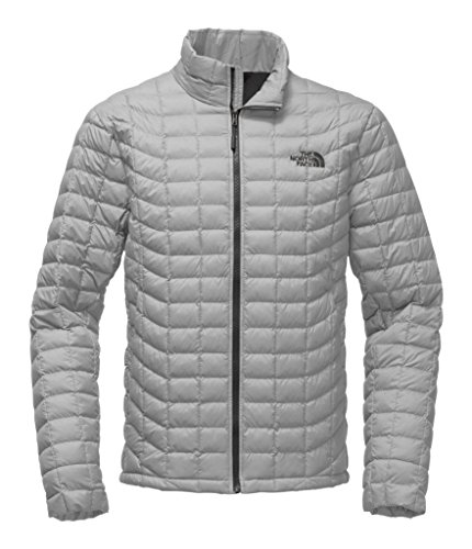 The North Face Men's Thermoball Jacket - Monument Grey Matte - XXL (Past Season) by The North Face