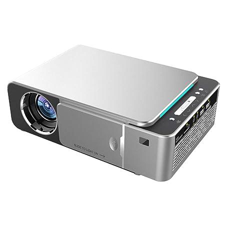 FENGT Proyector De Video Mini Proyector Multimedia PortáTil para ...