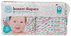Honest Baby Diapers - Chevron - Size 2 - 40 ct