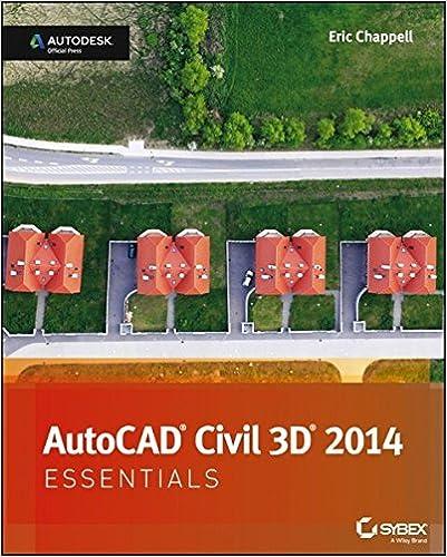 Amazon com: AutoCAD Civil 3D 2014 Essentials: Autodesk
