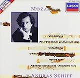 Mozart: Variations; Rondo in A Minor; Adagio in B Minor
