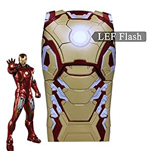 Marvel Iron Man Cover Case for iPhone 5 - Gold