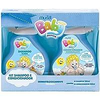 Kit Baby Menino Shampoo e Condicionador 100ml, Muriel