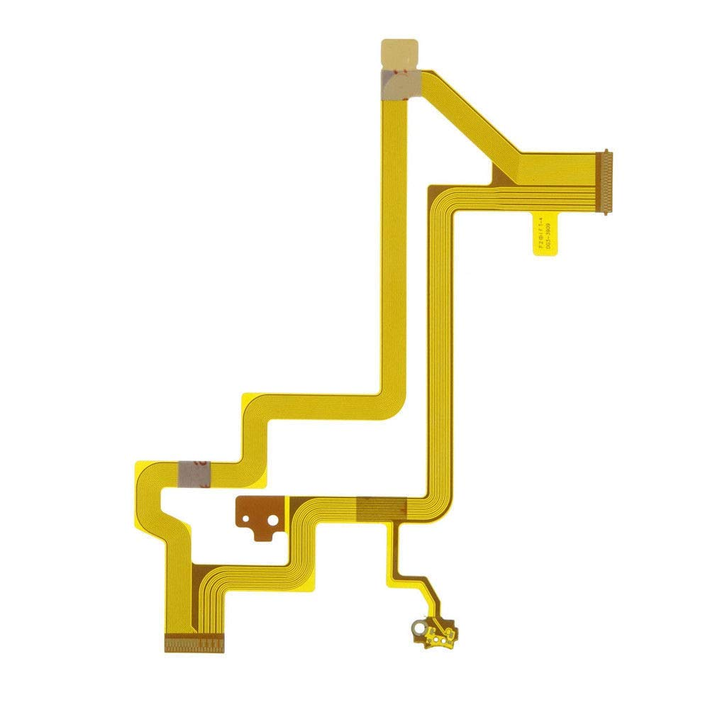 FidgetFidget LCD Flex Cable Repair Parts Display for Canon HFR206 HFR208 HFR26 HFR28