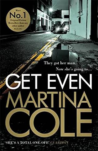 book cover of Get Even
