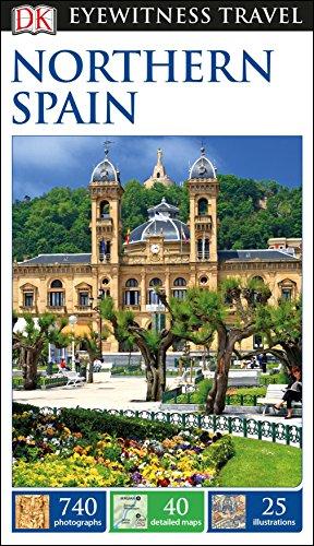513xYj2UqZL - DK Eyewitness Travel Guide Northern Spain