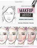 Makeup Artist Bridal Face Charts (Beauty Studio Collection)