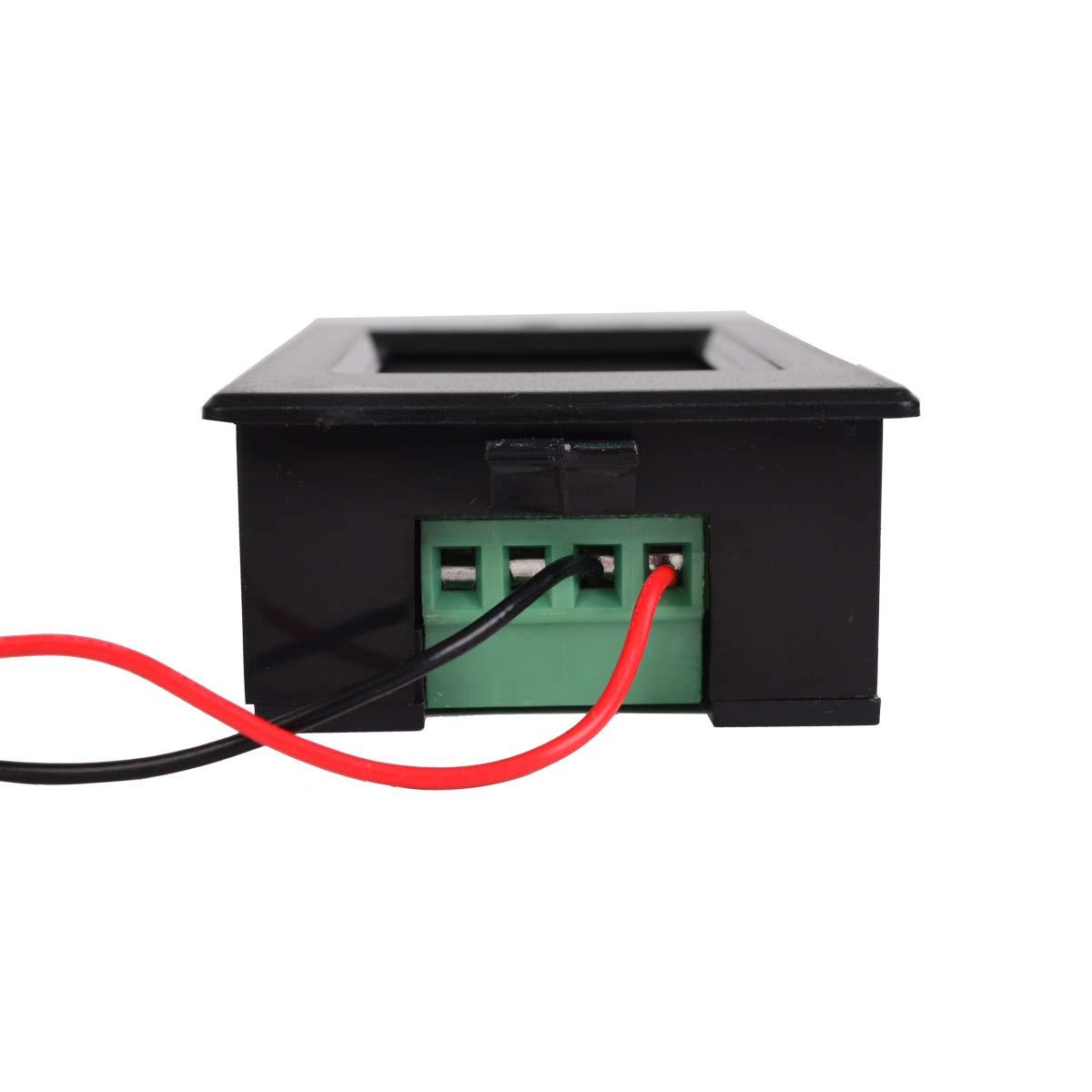 Baitaihem AC 80-260V 100A LCD Display Digital Current Voltage Power Energy Meter Multimeter Ammeter Voltmeter by Baitaihem (Image #6)