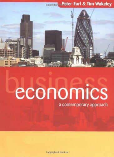 Business Economics (UK Higher Education Business Economics)