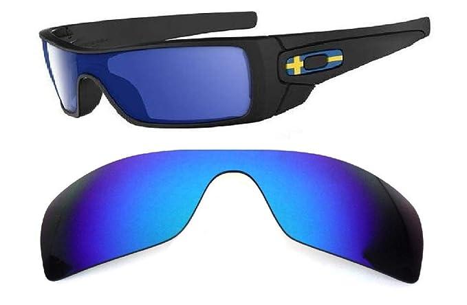 6da331a2ea Amazon.com  Galaxy Replacement Lenses For Oakley Batwolf Sunglasses ...