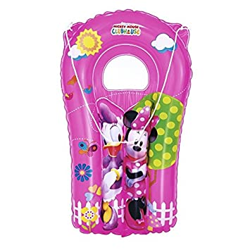 Minnie Mouse - Tabla de Surf Hinchable, 71 x 46 cm (Bestway 91033000)