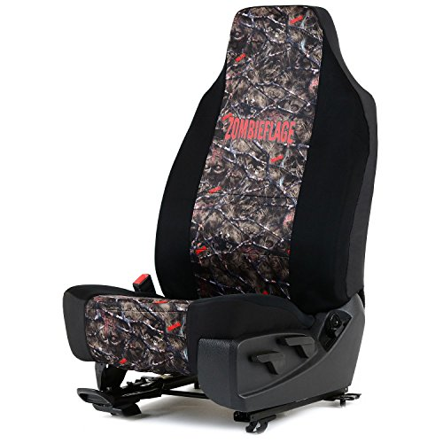 zombie seat covers for trucks - 8