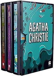 Coleção Agatha Christie - Box 8