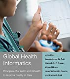img - for Global Health Informatics (MIT Press) book / textbook / text book