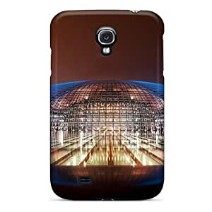 Galaxy Case - Tpu Case Protective For Galaxy S4- The Mothership