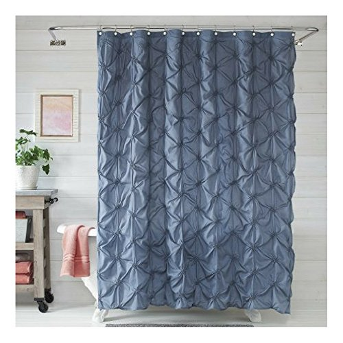 Better Homes And Garden 13 Piece Pintuck Pearl Shower Curtain Hook Set