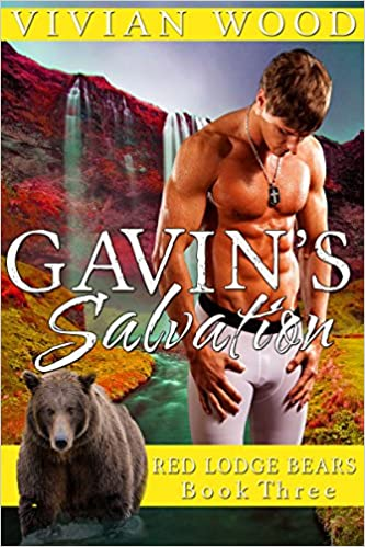 Gavin's Salvation: A BBW Werebear Romance (Red Lodge Bears
