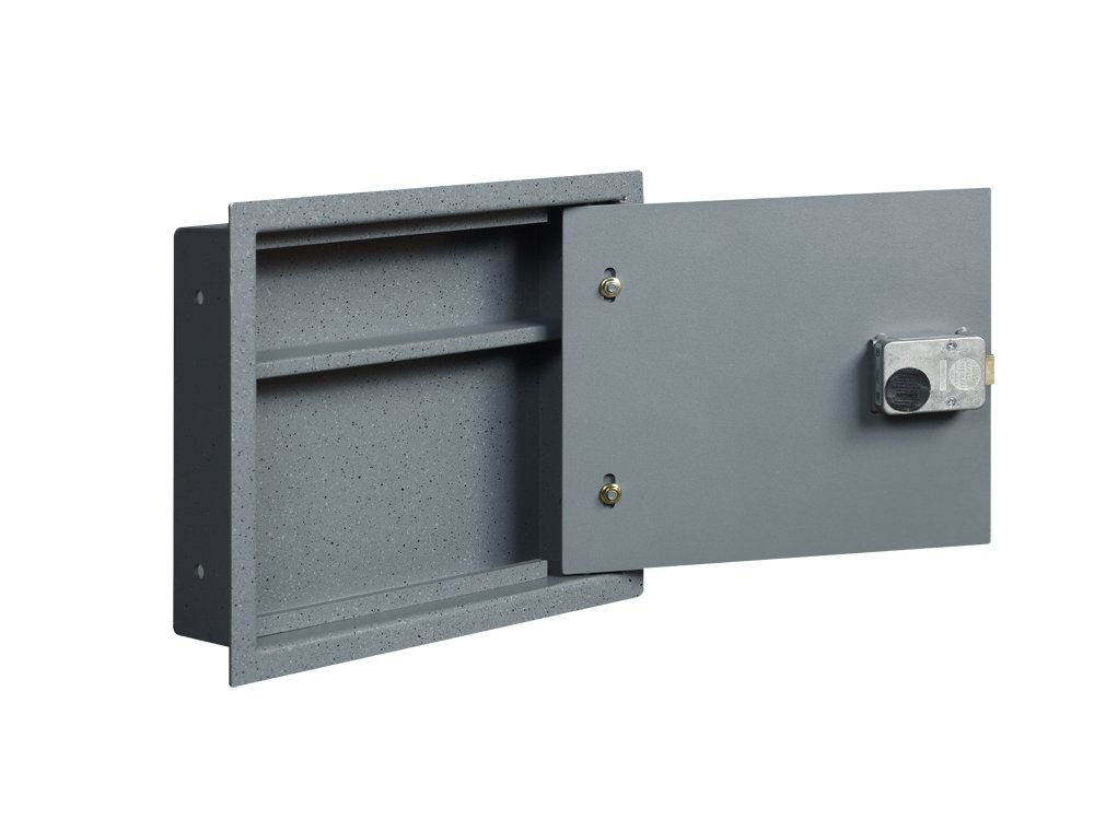 Gardall SL4000/F-G-C 4'' Concealed Wall Safe with Mechanical Combination Lock 4'' Grey by Gardall (Image #2)