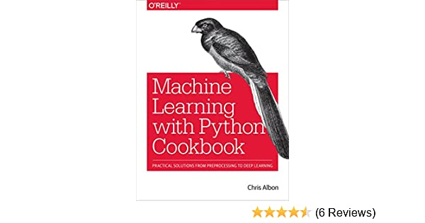 Machine Learning With Python Cookbook Pdf Github - Quantum