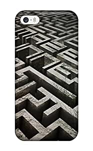 Defender Case For Iphone 5/5s, The Maze Runner Pattern