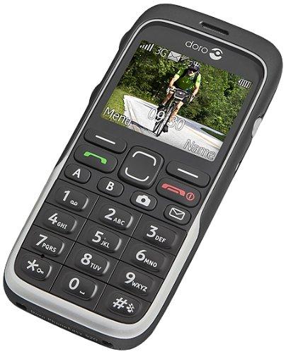 Téléphone GSM DORO PHONEEASY 520X NOIR