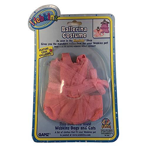 Webkinz Clothing - Pink Ballerina Costume]()