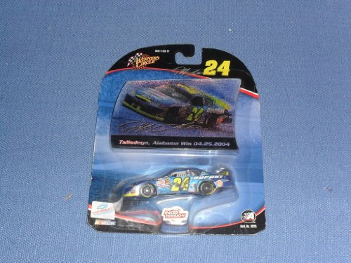 2004 NASCAR Winner's Circle . . . Jeff Gordon #24 Pepsi for sale  Delivered anywhere in USA