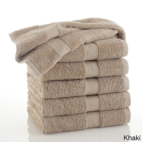 Martex Commercial Bath Towels (Set of 6) (Khaki)