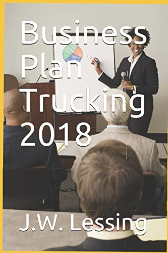 Business Plan Trucking 2018