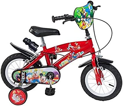 Velo 12 pouces Mickey Disney Licence Officielle new