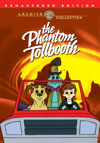The Phantom Tollbooth (The Phantom Of The Tollbooth)