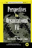 Perspectives on Organizational Fit, , 0415650828