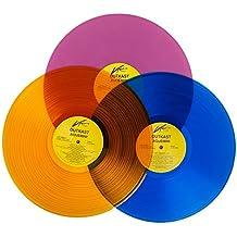 Aquemini Gold Blue & Lavender Vinyl
