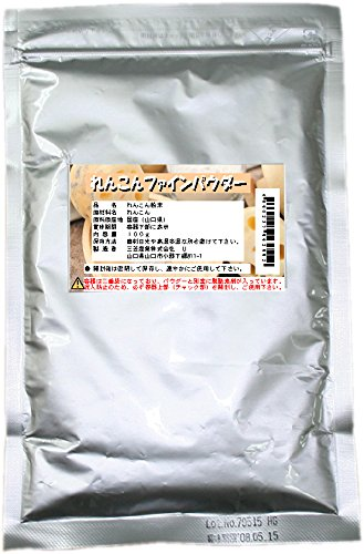 【Japan Vegetable】Lotus Root Fine Powder (Renkon Powder) (3.5oz)