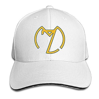 Madrid Football Star #7 Adjustable Baseball Caps Unisex Sandwich Hats
